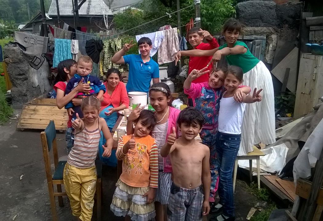 к чему снятся цыгане дети обворовали дом